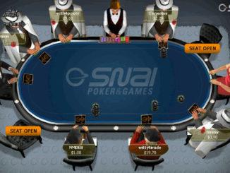 app poker Snai