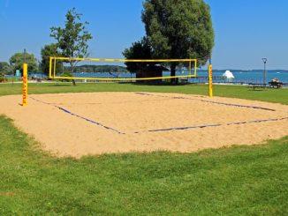 accessori beach volley